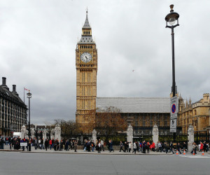 A photo of Big Ben taken from Parliament Square — Central Quest Dating & Matchmaking Agency